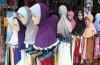 Tage tørklædet af foran ikke-muslimske kvinder?