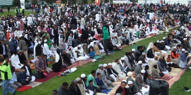 Eid-bønnen